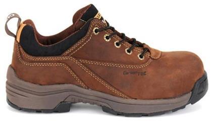 3d70828803c5 Carolina Lytning Composite Toe Oxford Work Shoe