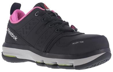 f7aa3a906cd Reebok DMX Flex Work Steel Toe Alloy Athletic Work Shoe