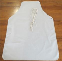 Chicago Protective Apparel FR Duck Bib Apron