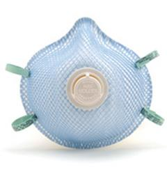 MOLDEX N95 Particulate Respirator with Exhale Valve