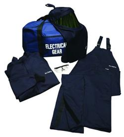 National Safety Apparel 40 Cal ArcGuard® Compliance™ Arc Flash Kit - No Gloves