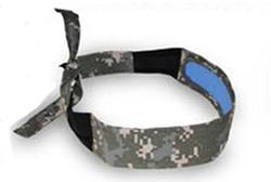 ORR Arctic Radwear® Cooling Headband, Camouflage