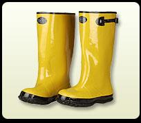 ORR 17 Inch Rubber Overboots